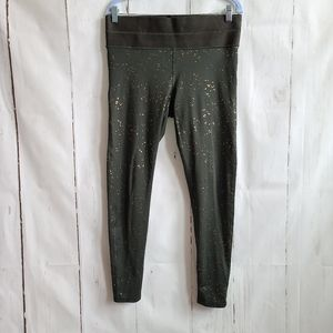 C9 by champion army green highrise leggings size L
